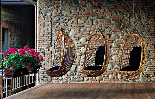 eureka hanging chair