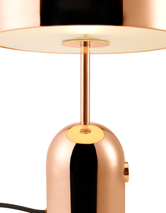 Bell-Table-Light-Copper-Detail