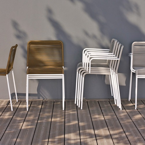 Aria Stacking Chair Outdoor Chair