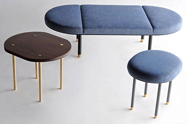 Pill Stool Property Furniture