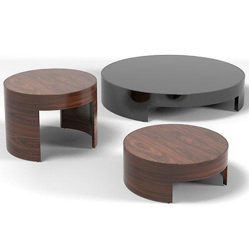 Turn Coffee & Side Table