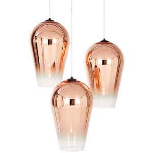 Fade-Pendant-Copper-50cm-Cluster-On