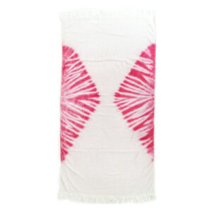 Magic-Carpet-Tassel-Towel-Pink-Diamond-Eye