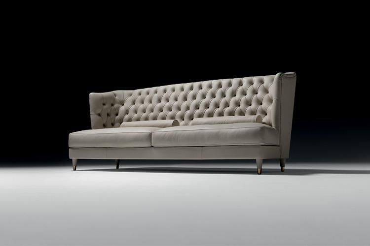 Genial Savoi High Back Sofa ...