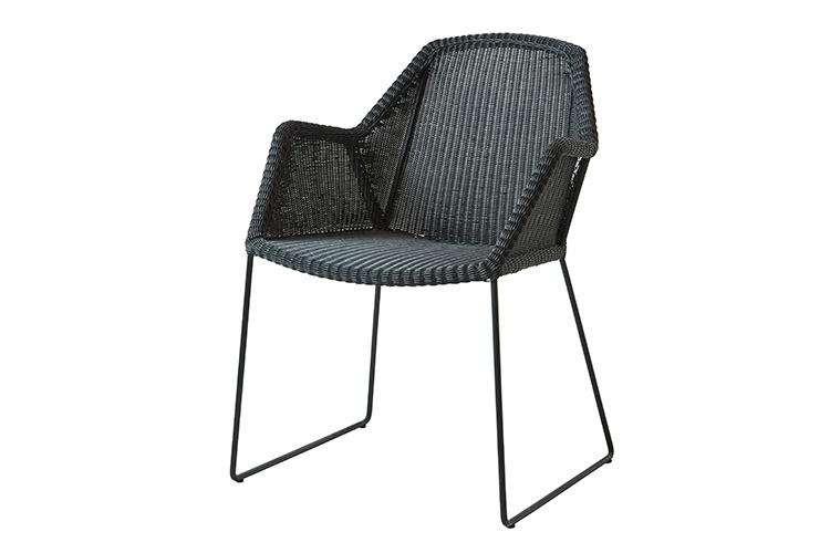 Breeze Dining Chair With Sled Base ...
