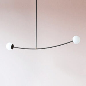 arc-pendant-light