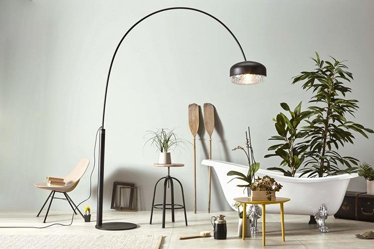 Balloton Arc Floor Light Property Furniture