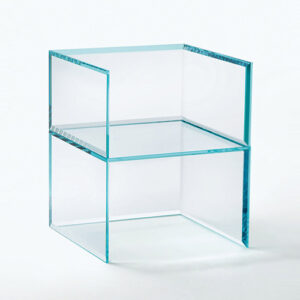 Prism-glass-chair