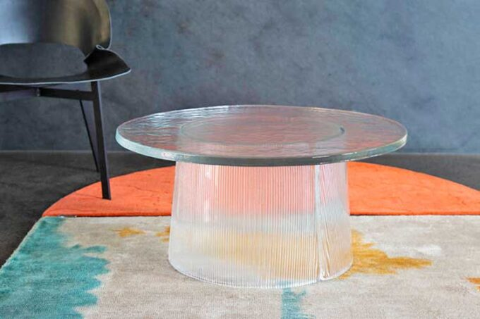Bent Coffee & Side Tables