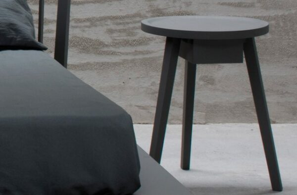 Grey coffee and side tables