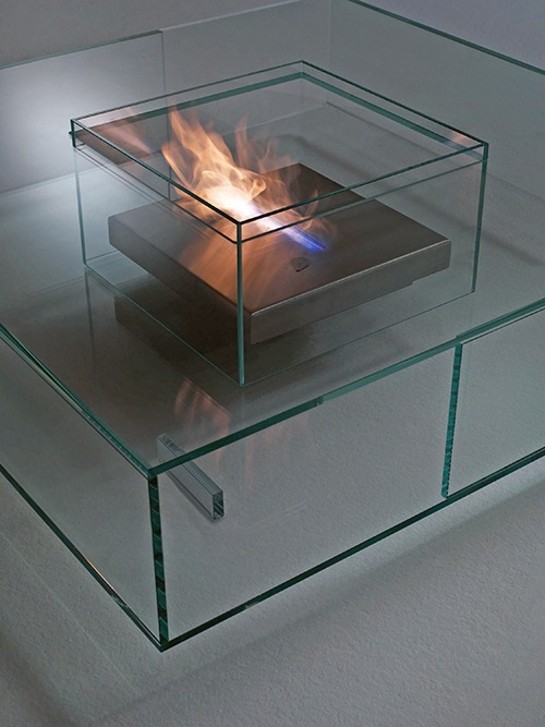 Seasons Coffee Table/Fireplace